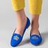 7. Mi Piaci embroidered loafers, $170. Gorman pants, $199.90. Photo / Greg Bowker
