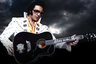 Elvis impersonator Max Pellicano has been emulating the King for 20 years.