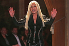 Fashion designer Donatella Versace has been working in the business since the 70s.Photo / AP