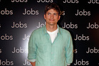 Actor Ashton Kutcher fell ill after copying Steve Job's diet. Photo / AP