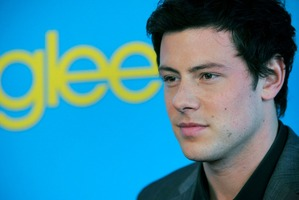 Cory Monteith spent his last hours with 'sober friends'. Photo / AP