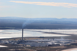 Tiwai smelter. Photo / Grant Bradley