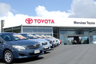 Toyota was once again the best-selling car model in New Zealand.