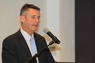 Tauranga Mayor Stuart Crosby. Photo / APN