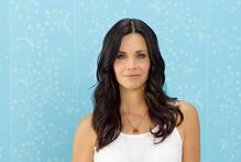 Courteney Cox as Jules in Cougar Town.