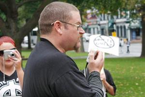 Kyle Chapman in 2009. File photo / APN