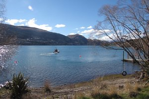 The discovery of their little daughter Violet floating face down in Lake Wakatipu has left her parents 'absolutely devastated'. Photo / Otago Daily Times