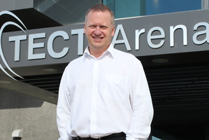 Magic CEO Tim Hamilton. Photo / Peter White