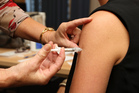 About 1.25m people had the flu vaccine this year. Photo / NZ Herald