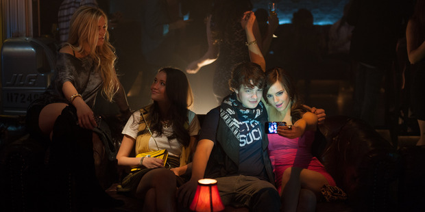 Sofia Coppola's 'The Bling Ring'.