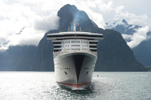 Fiordland led New Zealand's visitor spots in a recent cruise survey. Photo / James Morgan