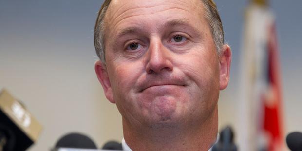 Loading Prime Minister John Key. Photo / NZ Herald