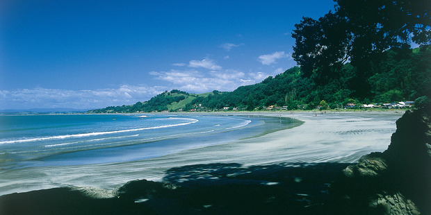 Ohope Beach, Whakatane. What's this got to do with a nearby commercial property investment?