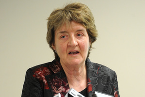 Dr Jan Wright. Photo / NZPA