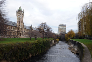 The University of Otago. File photo / APN