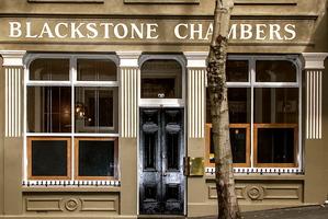Historic Blackstone Chambers.