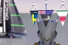 The America's Cup title holders, Oracle Team USA, prepare to face one of three challengers in this year's competition. Racing will be held in San Francisco Bay in California in September after the Louis Vuitton qualifying event.
