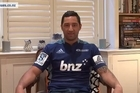 Rugby league star Benji Marshall has today announced he will be moving back to New Zealand to play rugby for the Blues.
