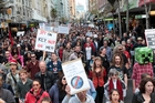 Protests have proven citizens do care who has access to their information. Photo / APN