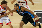 The Breakers will play seven games at Vector Arena in the upcoming season. Photo / Richard Robinson