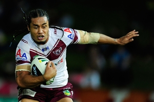 Steve Matai has recaptured his best form and would have been a good choice for the Kiwis. Photo / Getty Images