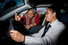 Mangere College student Hera Eruera gets car-savvy with the help of tutor Pikora Purotu. Photo / Sarah Ivey