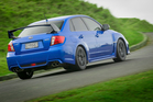 2013 Subaru WRX Nemesis. Photographed in Auckland for Driven Magazine. 01 August 2013 NZ Herald photo by Ted Baghurst.