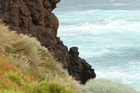 Rocky cliffs plunge into the sea at rugged Cape Schanck. Photo / Thinkstock