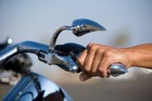 A man on a motorbike indencently exposed himself to two women. Photo / Thinkstock