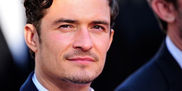 Orlando Bloom is rumoured to be in the running to play Batman in the next Superman movie. Photo / Getty