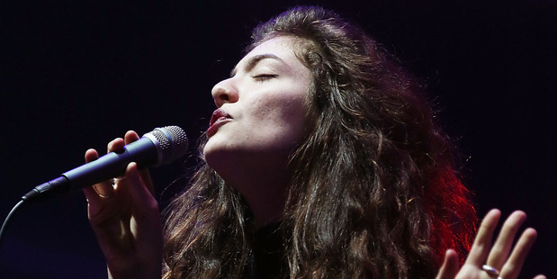 Lorde is set to perform one New Zealand show this year - and it's free. Photo / Getty
