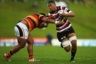 Injury may rule Counties forward Jimmy Tupou out for the ITM season. Photo / Getty Images
