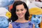 Katy Perry lambasted Abbott for some of his views. Photo / AP