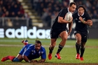 Israel Dagg was sharp against France in June. Photo / Getty Images