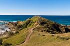 A Byron Bay panorama. Photo / Thinkstock