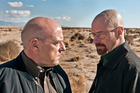 Hank Schrader and Walter White are heading for a showdown. Photo / AP
