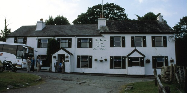 Dartmoor Inn is a welcome rest for long distance travellers. Photo / Paul Rush