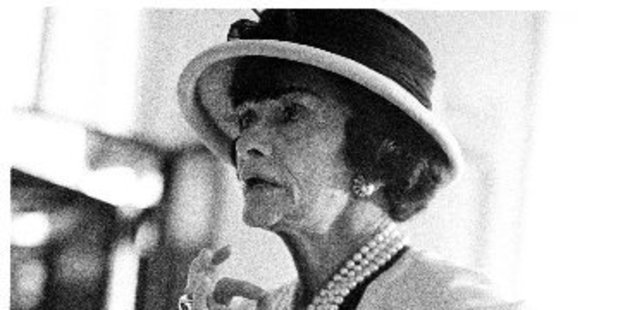 Coco Chanel in 1962.