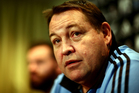 Steve Hansen isn't bothered by Ewen McKenzie's mind games. Photo / Getty Images.