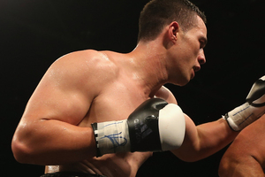 Boxing promoters are likely to organise a further fight for Joseph Parker now the David Tua-Alexander Ustinov fight's been postponed. Photo / Getty Images.