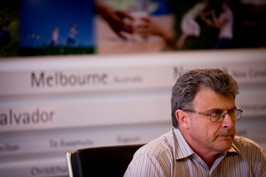 Gary Romano, Fonterra's former head of NZ Milk Products. Photo / Dean Purcell