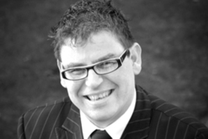 Former real estate agent Mark Ferguson no longer works in the sector.