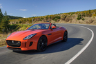 The F-Type V8 S is ideally suited for New Zealand's rolling country roads. Photo / Ted Baghurst