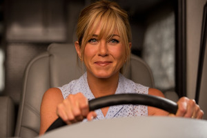 Jennifer Aniston looks hot but isn't a very convincing stripper in We're the Millers.