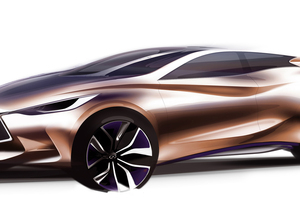 Infiniti's Q30 is part of the firm's product expansion.