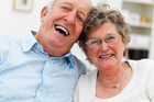 The young and the elderly both report being among the happiest in Statistics NZ's General Social Survey. Photo / Getty Images
