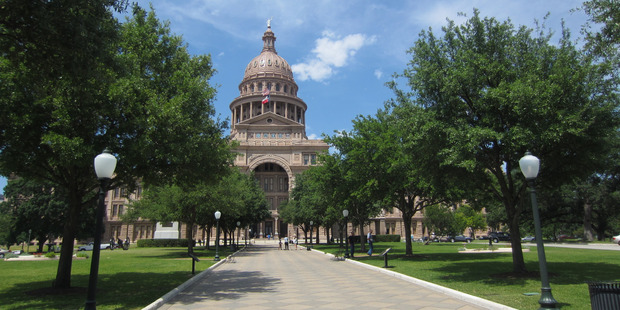 State Capitol Building in Austin, Texas. Photo / Rob McFarland