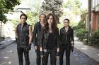 Cast of the film 'The Mortal Instruments: City of Bones'.
