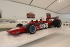 Ex-Chris Amon Ferrari F1 at the Enzo Ferrari museum in Modena. Picture / Matt Greenop