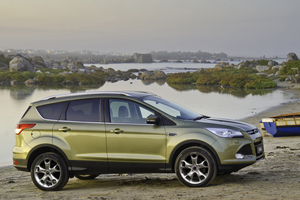 Ford Kuga diesel. Photo / Supplied